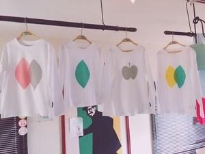 大きなレモンがかわいいキッズTシャツ