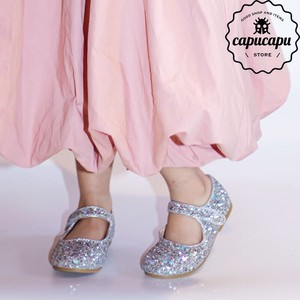 «即納» glitter flat pumps 3colors