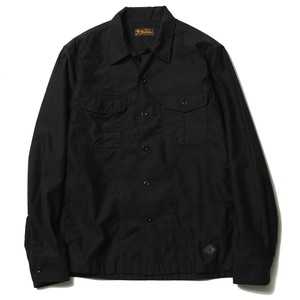 RUDE GALLERY BLACK REBEL  MILITARY SHIRT ミリタリーシャツ
