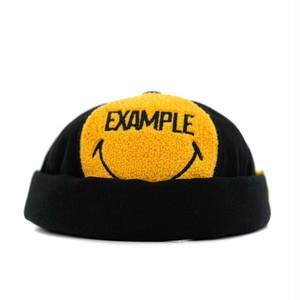 EXAMPLY by EXAMPLE EXAMPLY FISHERMAN CAP / BLACK