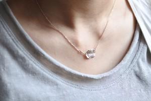 ミント ネックレス Nakamura Nazuki シルバーネックレス silver925 mint necklace