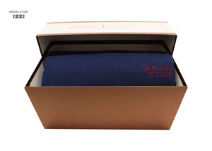 BRAMA STORI-RIN-クルーネックスウェットシャツ(ブルー/キッズ)