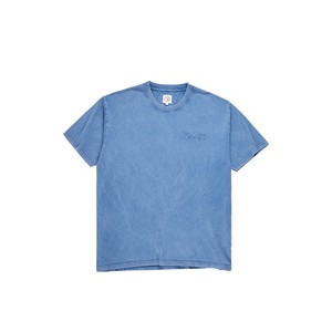 POLAR SKATE CO. ELVIRA LOGO TEE BLUE L