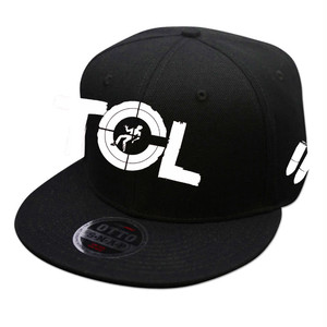 DEMONSTRUCTION15 LOGO SNAPBACK CAP