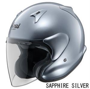 ARAI MZ-F Sapphire Silver