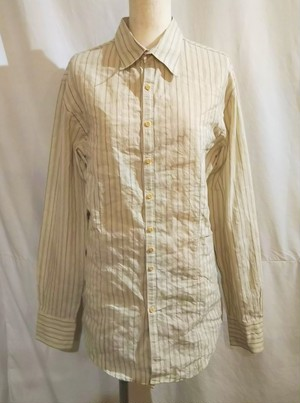 Paul Smith  Stripe shirt /Made In Italy [1089]