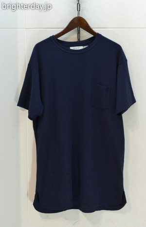 nonnative DWELLER S/S TEE COTTON MESH