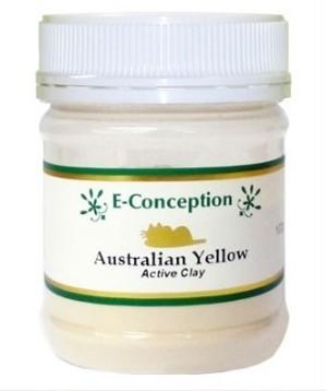 イエロークレイ オーストラリア産 100g