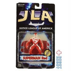 ケナー DC JLA ジャスティス・リーグ・オブ・アメリカ スーパーマン レッド アクションフィギュア
