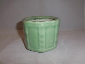 青磁火入れ celadon porcelain ashtray(No5)