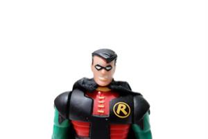 93s ケナー社 BATMAN ロビン アクションフィギュア