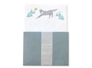 PLANTER ミニレターセット <wolf>