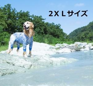 【ALPHAICON】 フルドッグガード 2XLサイズ アルファアイコン FULL DOG GUARD 2XL 犬 外遊び アウトドア 犬服