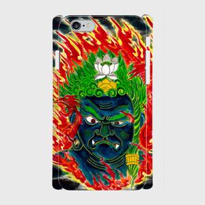 お不動さん  iPhone6/6s ツヤ有り(コート)