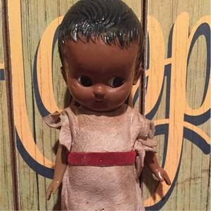 インディアン人形男の子