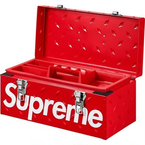 Supreme FW 18 Diamond Plate Tool Box