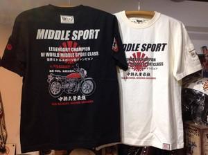 KMT110 エフ商会 KAMINARI「MIDDLE SPORT」