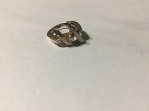 【12号】Vintage 925 ring