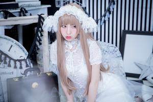 デザインフェスタ限定【コラボ】FAIRYDOLL×竹内星奈 天使のヘッドドレス(589-302)
