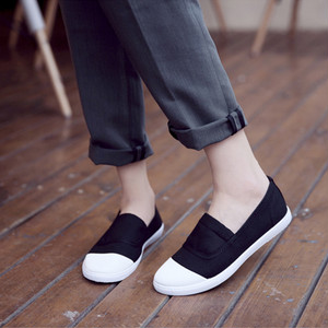 【flat-shoes】2018 new student Korean style casual flat-shoes