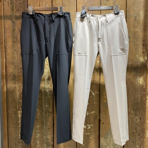 08sircus / 2way stretch bootcut pants