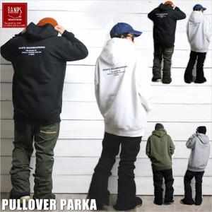 PULLOVER PARKA tex bp-134