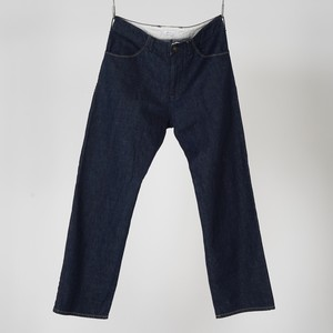 WIDE DENIM PANTS OW (INDIGO) / GAVIAL