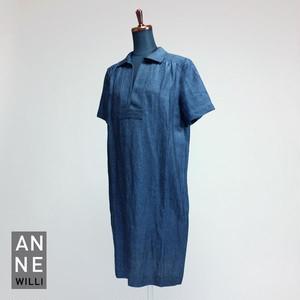 ANNE WILLI〈アンヌ・ウィリ〉/ ワンピース ドレス【PARMENTIER Dress】