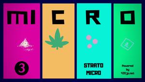 Strato Micro ストラトマイクロ 500ml