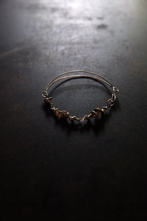 kai bracelet 5 / silver 925