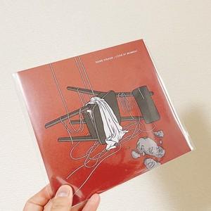 sans visage & Look at moment  / split7'EP+CD