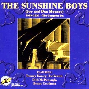 CD 「1929-1931 THE COMPLETE SET  /  THE SUNSHINE BOYS」