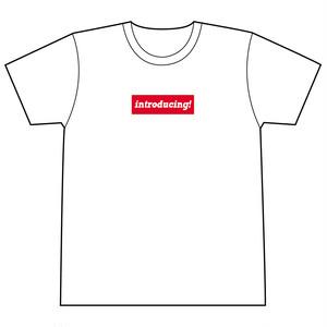 (T-Shirts) introducing! Original Logo T-shirts (White)