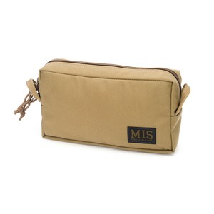 SLIM ACCESSORY BAG - COYOTE TAN