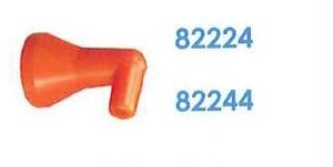 """82244 汎用クーラントホース1/4"""" 1/8""""90°ノズル"""