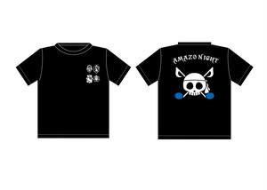 AMAZO NIGHTオフィシャルTシャツ