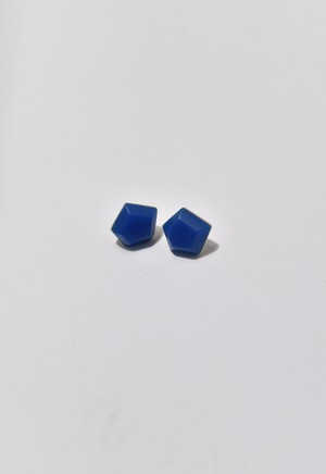 ethical wood pentagon pierce Blue