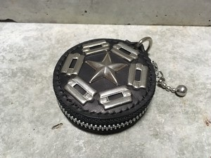 STAR & CHAIN Circle Coinpurse