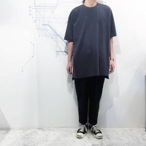 my beautiful landlet 【マイビューティフルランドレット】Basic knit Big T-shirt