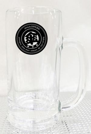 破れ傘 / ビールジョッキ
