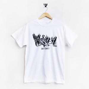 死都調布 Tシャツ