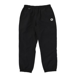 EXAMPLE PAISLEY RUBBER PATCH TRACK PANTS / BLACK