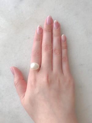 【aunn】Pon Pon Pearl ring