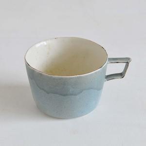 青木郁美 瞑色マグカップ 低(033)