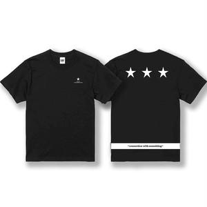 【C&H T-shirt】/ black