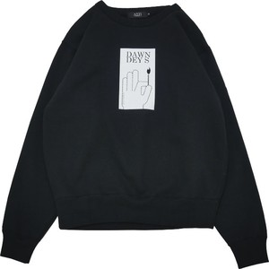 DAWN DEYS Crewneck Sweatshirt (Black)