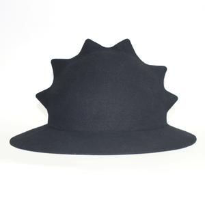 "[bōshi tōkyō Limited] SPICA HAT ""Recreate Edition"" (black)"