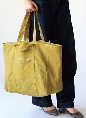 Double Handle Tote bag/ MT