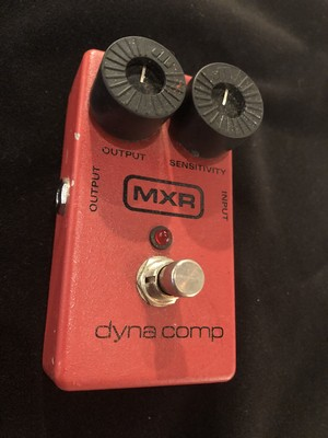 MXR DYNA COMP USED