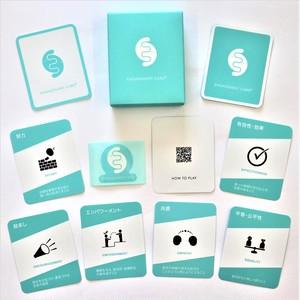 【カード】世界最高のチームを目指す!働きがいと生産性を向上させるエンゲージメントカードplus